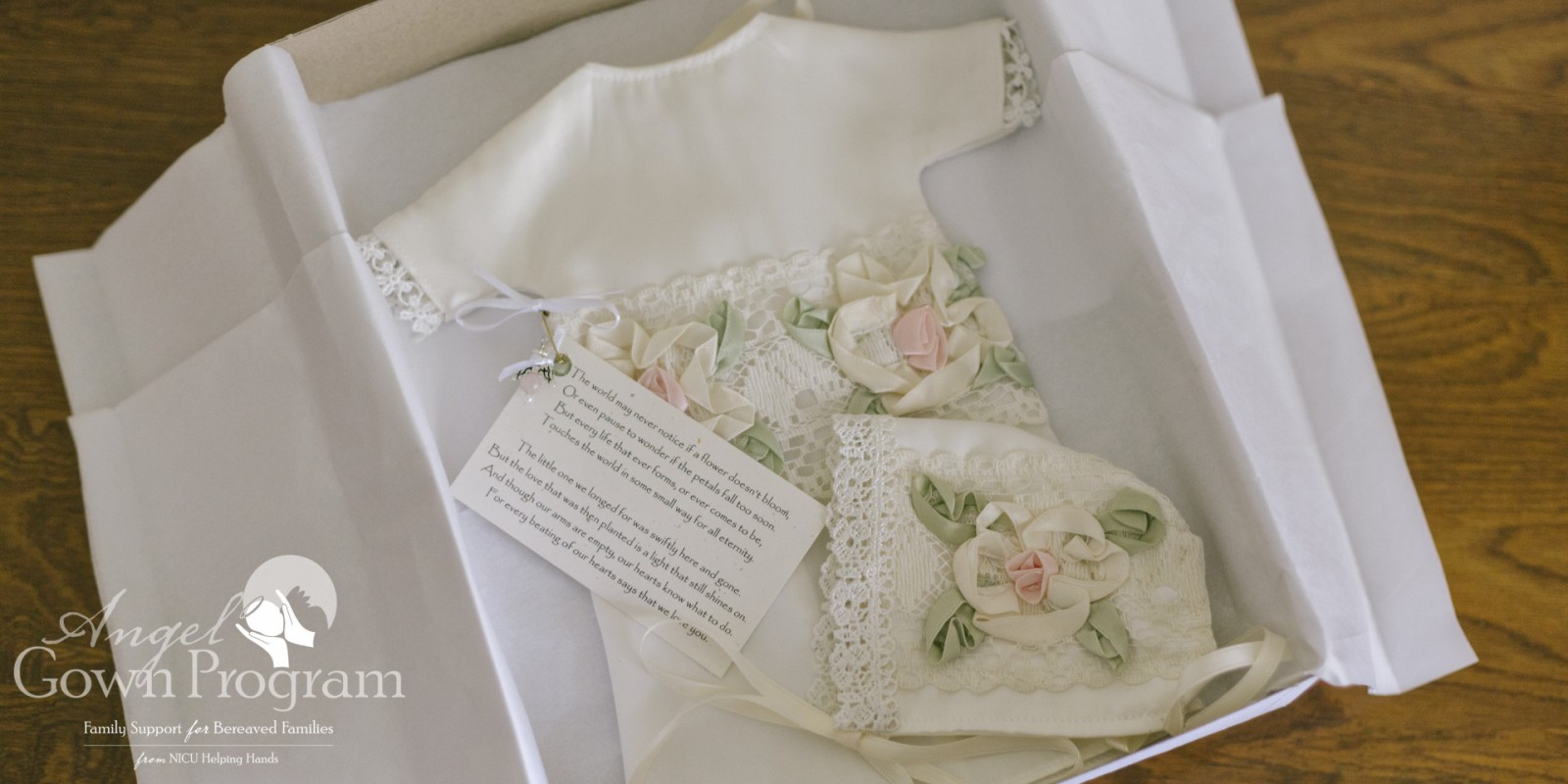 Angel Gowns for Infants Comfort Families